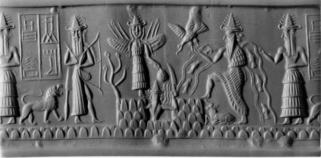 Anunnaki Sumerian Creation Myth