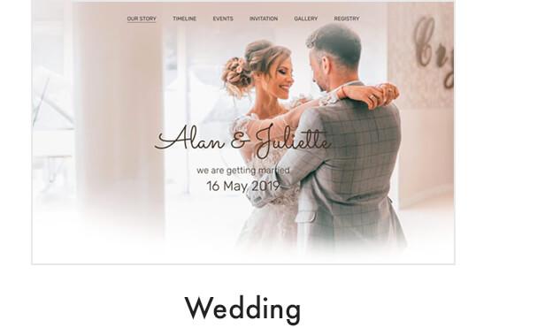 Wedding (Marriage) Demo