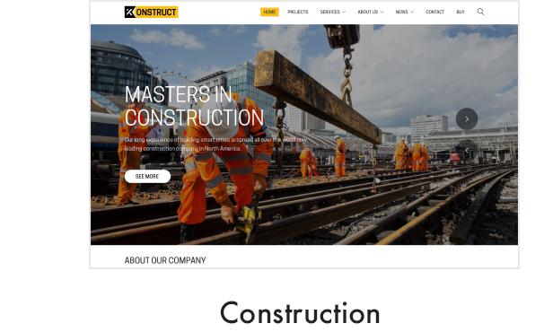 Construction Demo