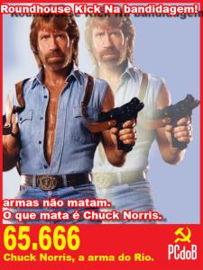 Chuck Norris in Spanish!