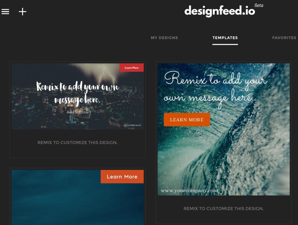 App Designfeedapp