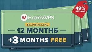 ExpressVPN coupon