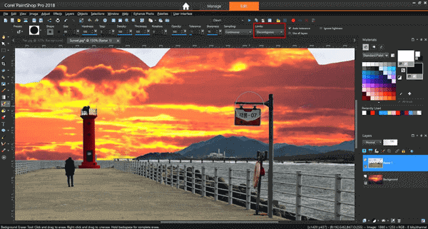 Corel Paintshop is another very powerful photo editor which is easy to use and understand as well.
