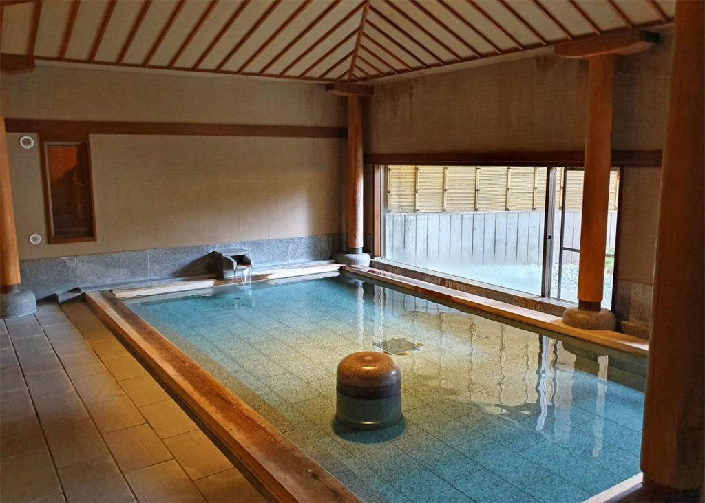 Indoor Onsen for Women
