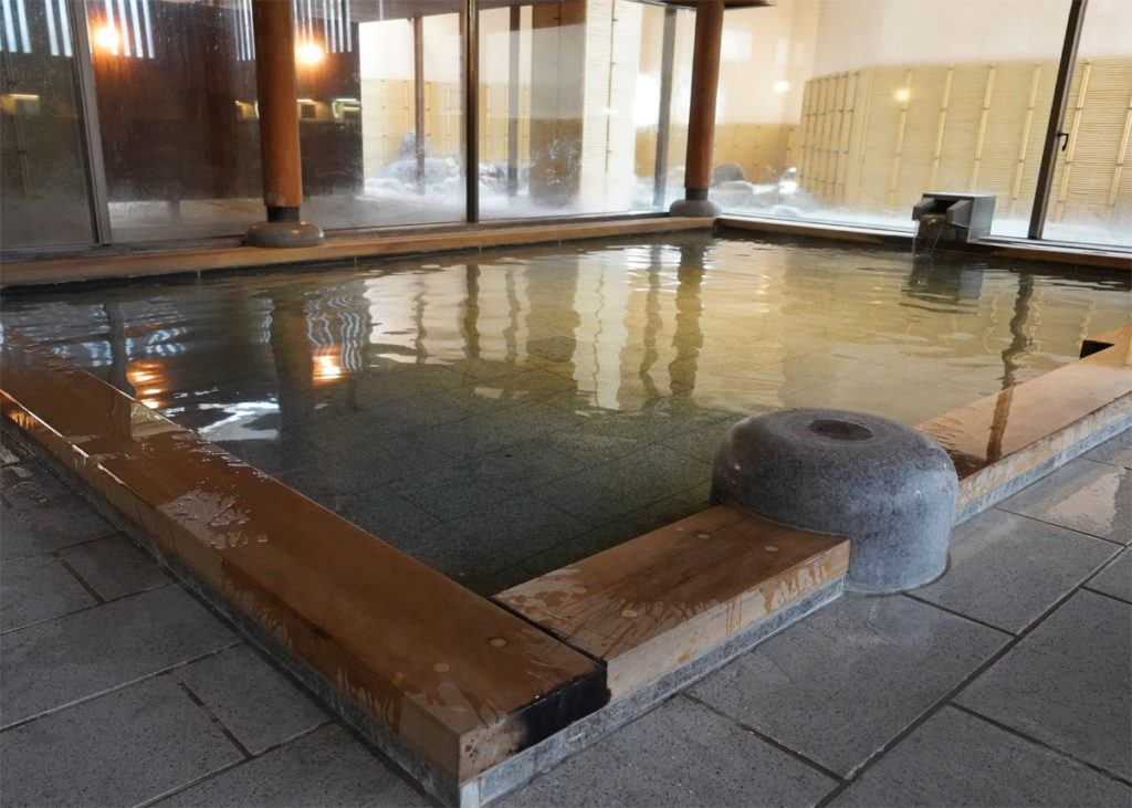 Indoor Onsen for Men