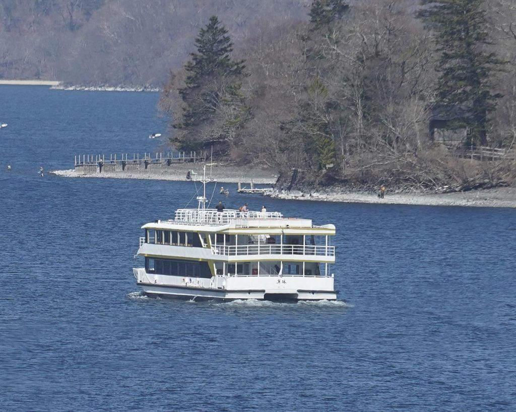 Lake Chuzenji Boat Cruise