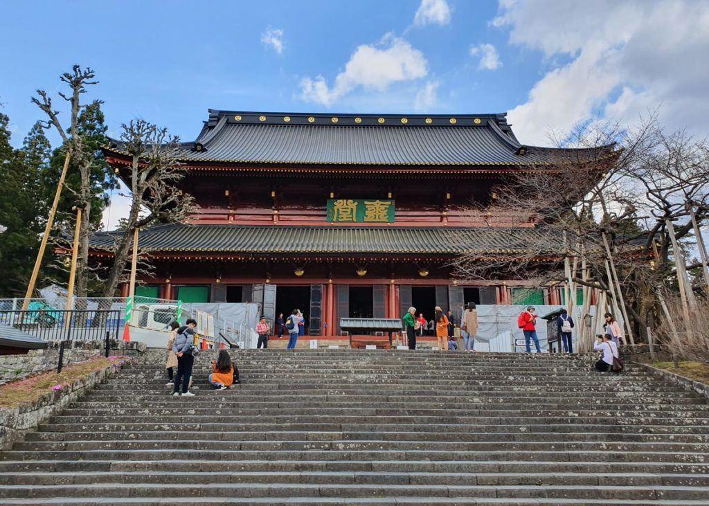 Rinnoji Temple