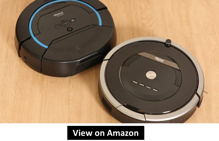 Both ILife and Roomba are well-designed floor cleaning robots