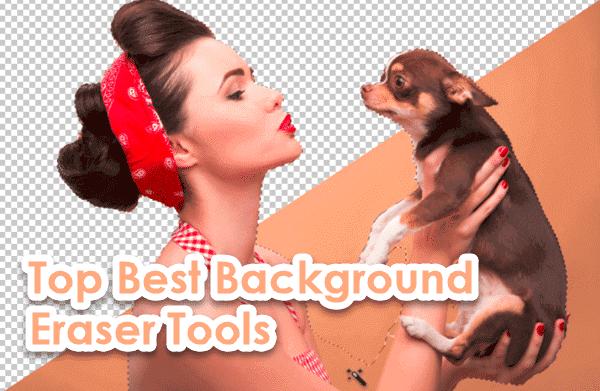 Background Eraser Tools