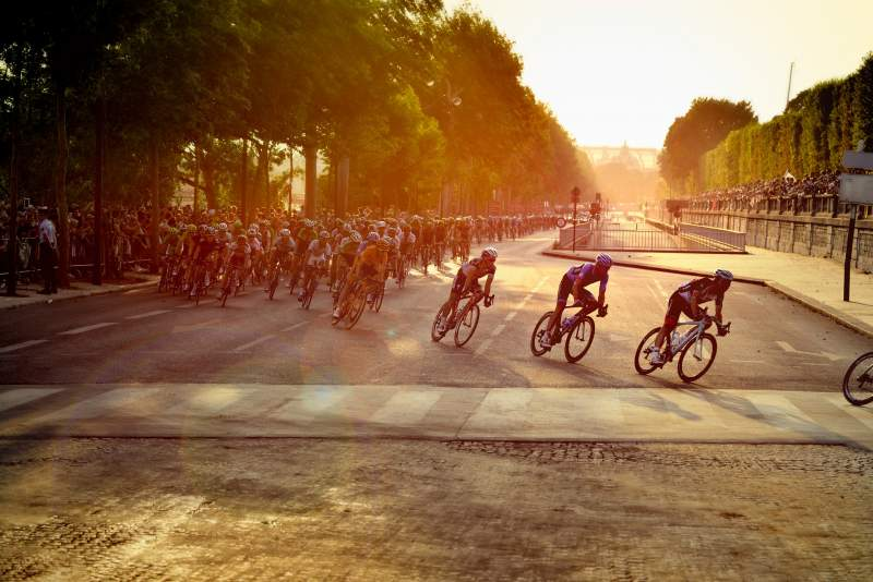 French learner's guide to the tour de France