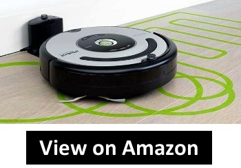 Roomba offers better navigation