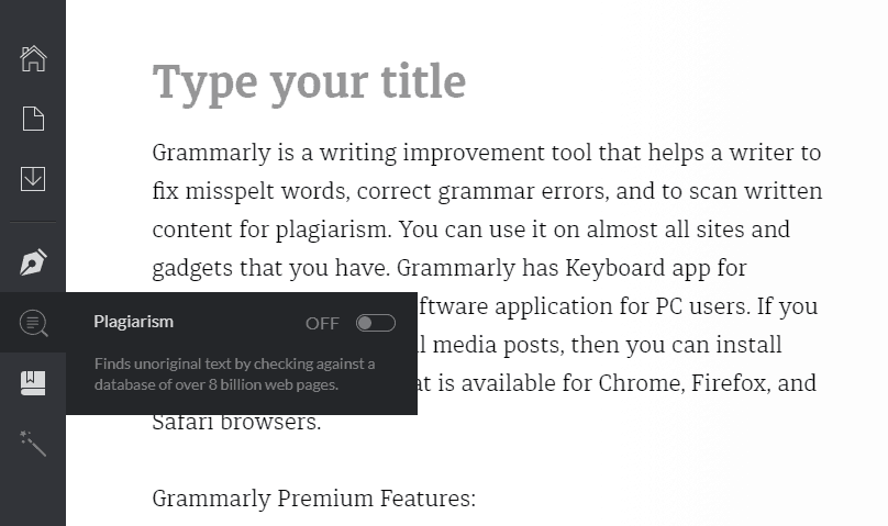 Grammarly Discount