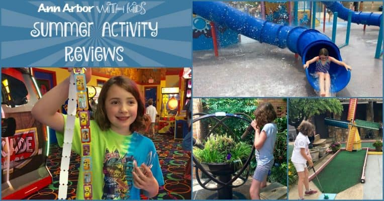 Summer Activity Reviews