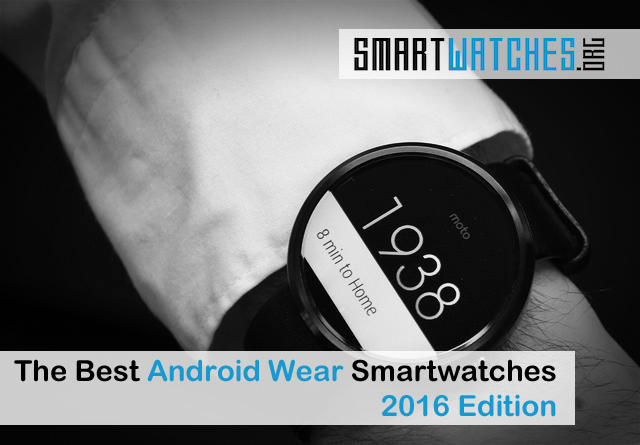 Best of Android Smartwatches featured