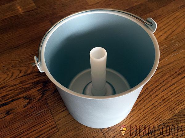 Whynter ICM-15LS ice cream maker bowl