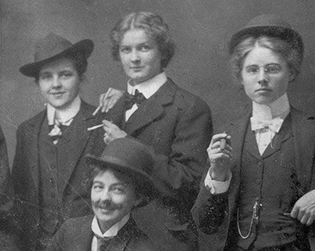 The Forty Elephants - a terrifying violent all-female gang who petrified London in their heyday
