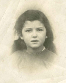 A young Alice Diamond