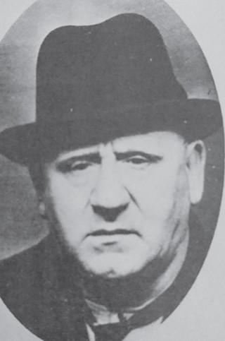 Sam Garvin broke away from the Mooney gang