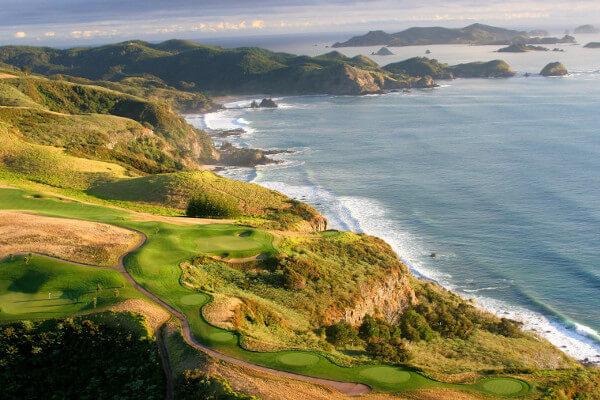 kauri cliffs golf new zealand