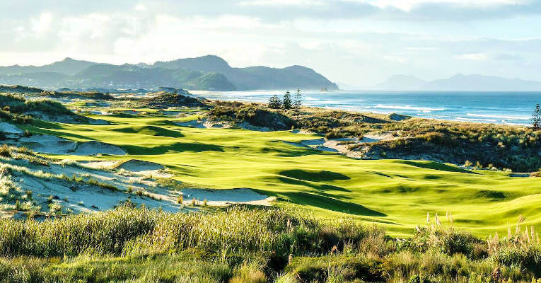 best golf courses in new zealand