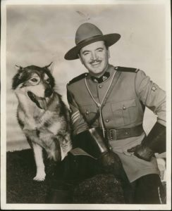 "Yukon King, Canine Celebrity of ""Sgt. Preston of the Yukon"""