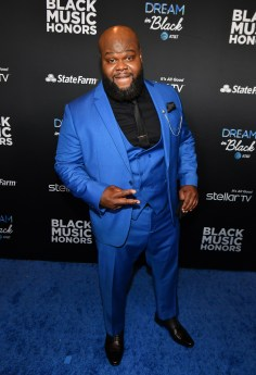 ATLANTA, GEORGIA - SEPTEMBER 05: Recording artist Leon Timbo attends 2019 Black Music Honors at Cobb Energy Performing Arts Centre on September 05, 2019 in Atlanta, Georgia. (Photo by Paras Griffin/Getty Images for Black Music Honors)