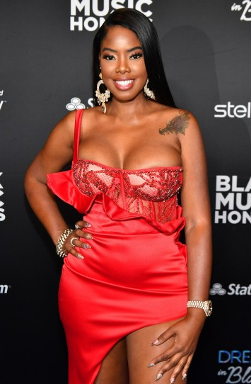 ATLANTA, GEORGIA - SEPTEMBER 05: Juju C. attends 2019 Black Music Honors at Cobb Energy Performing Arts Centre on September 05, 2019 in Atlanta, Georgia. (Photo by Paras Griffin/Getty Images for Black Music Honors)