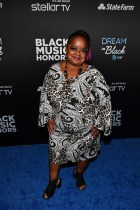 ATLANTA, GEORGIA - SEPTEMBER 05: Shirlene 'Ms. Juicy Baby' Pearson attends 2019 Black Music Honors at Cobb Energy Performing Arts Centre on September 05, 2019 in Atlanta, Georgia. (Photo by Paras Griffin/Getty Images for Black Music Honors)