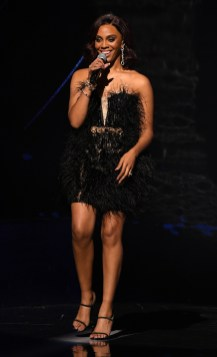 ATLANTA, GEORGIA - SEPTEMBER 05: Jade Novah onstage during 2019 Black Music Honors at Cobb Energy Performing Arts Centre on September 05, 2019 in Atlanta, Georgia. (Photo by Paras Griffin/Getty Images for Black Music Honors)