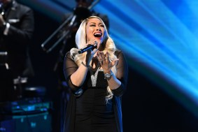 ATLANTA, GEORGIA - SEPTEMBER 05: Singer KeKe Wyatt perform onstage during 2019 Black Music Honors at Cobb Energy Performing Arts Centre on September 05, 2019 in Atlanta, Georgia. (Photo by Paras Griffin/Getty Images for Black Music Honors)