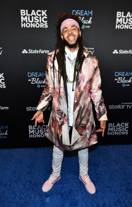 ATLANTA, GEORGIA - SEPTEMBER 05: Rapper Dee-1 attends 2019 Black Music Honors at Cobb Energy Performing Arts Centre on September 05, 2019 in Atlanta, Georgia. (Photo by Paras Griffin/Getty Images for Black Music Honors)