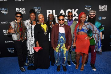 ATLANTA, GEORGIA - SEPTEMBER 05: Arrested Development attend 2019 Black Music Honors at Cobb Energy Performing Arts Centre on September 05, 2019 in Atlanta, Georgia. (Photo by Paras Griffin/Getty Images for Black Music Honors)