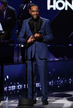 ATLANTA, GEORGIA - SEPTEMBER 05: Singer Freddie Jackson onstage during 2019 Black Music Honors at Cobb Energy Performing Arts Centre on September 05, 2019 in Atlanta, Georgia. (Photo by Paras Griffin/Getty Images for Black Music Honors)