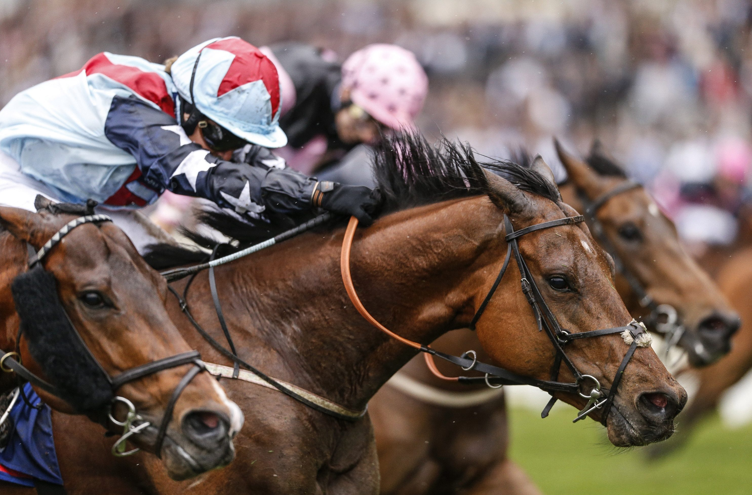 Ripp Orf saves his best for Ascot