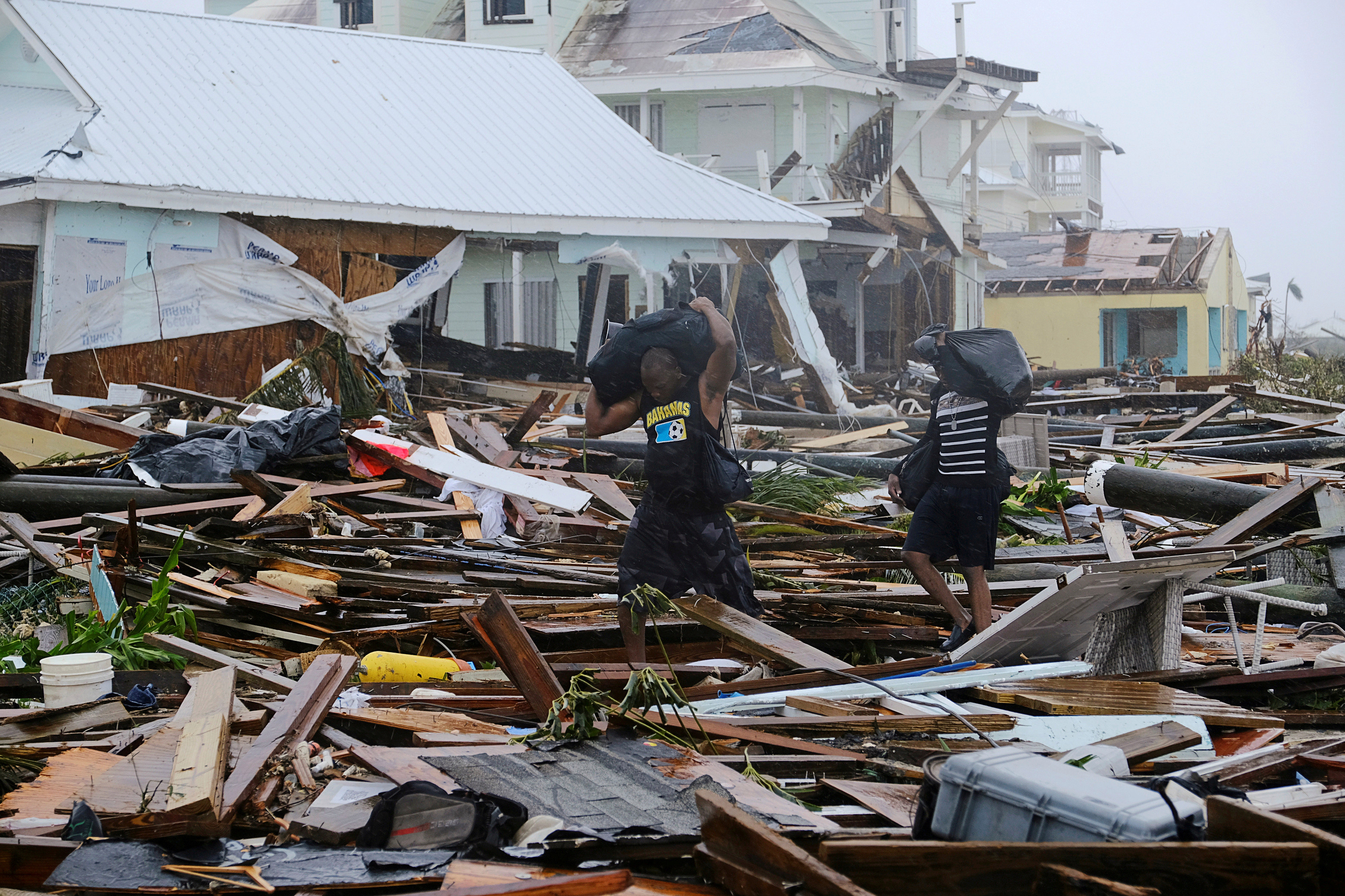 The death toll officially sits at 30 but officials expected that to rise dramatically over the coming days.