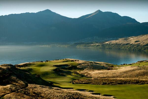 Jacks Point Golf Course NZ
