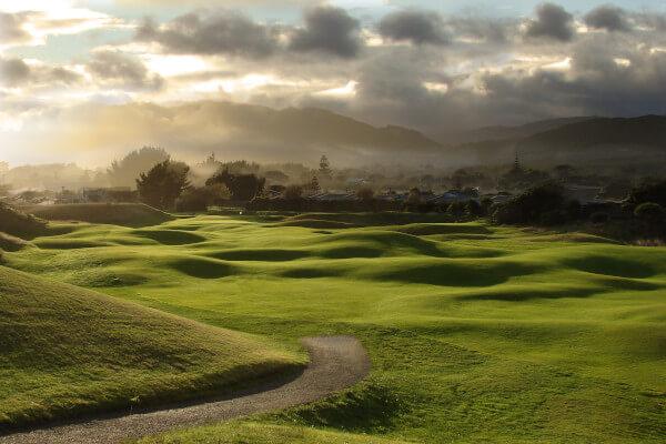 Paraparaumu Beach golf new zealand