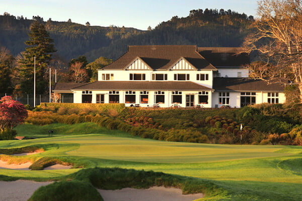 Royal Wellington golf NZ