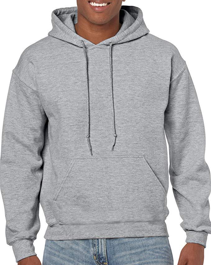 Gildan G18500 Fleece Hooded Sweatshirt