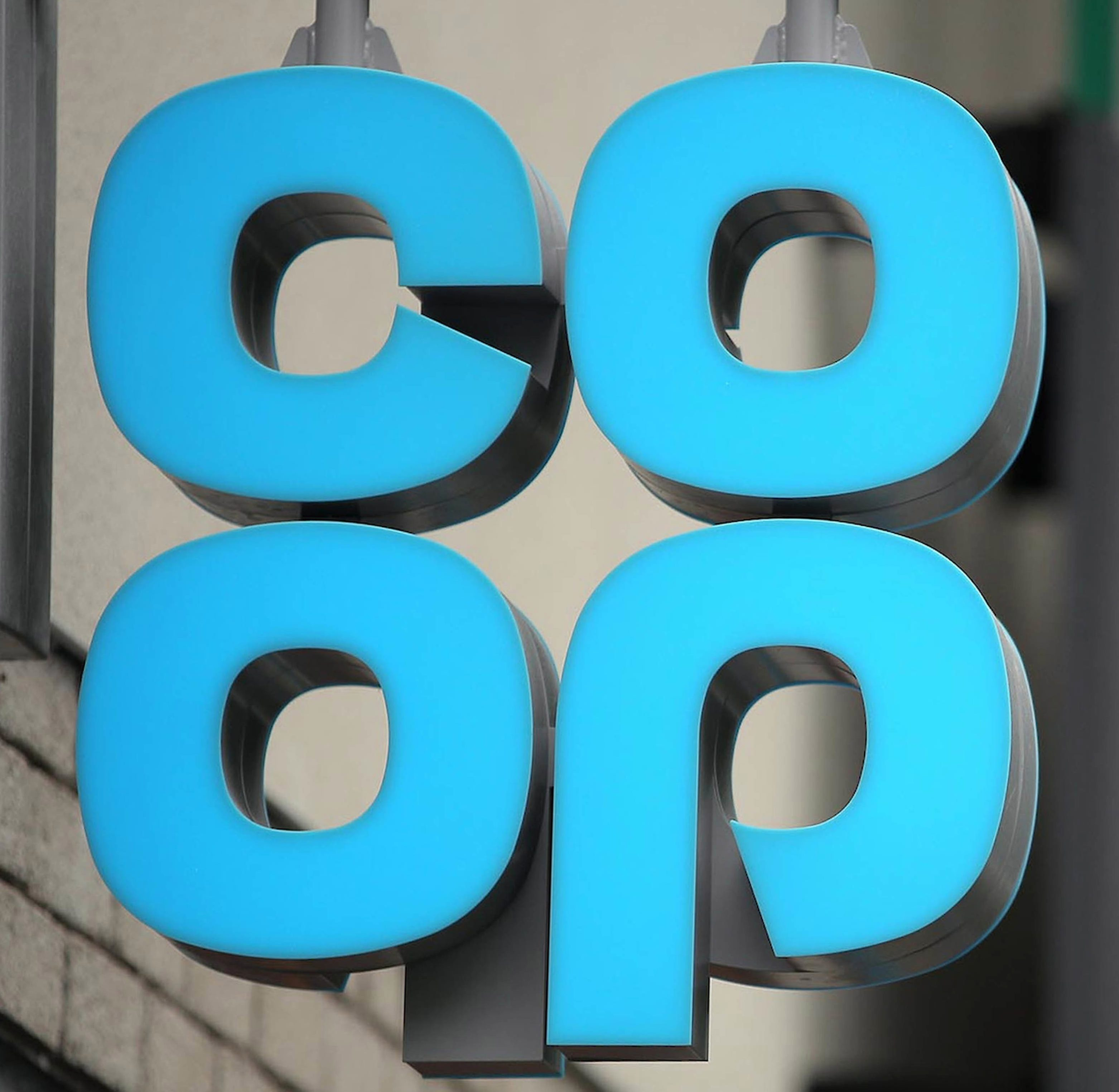 Co-op offers shoppers the opportunity to buy stamps for a savings book!