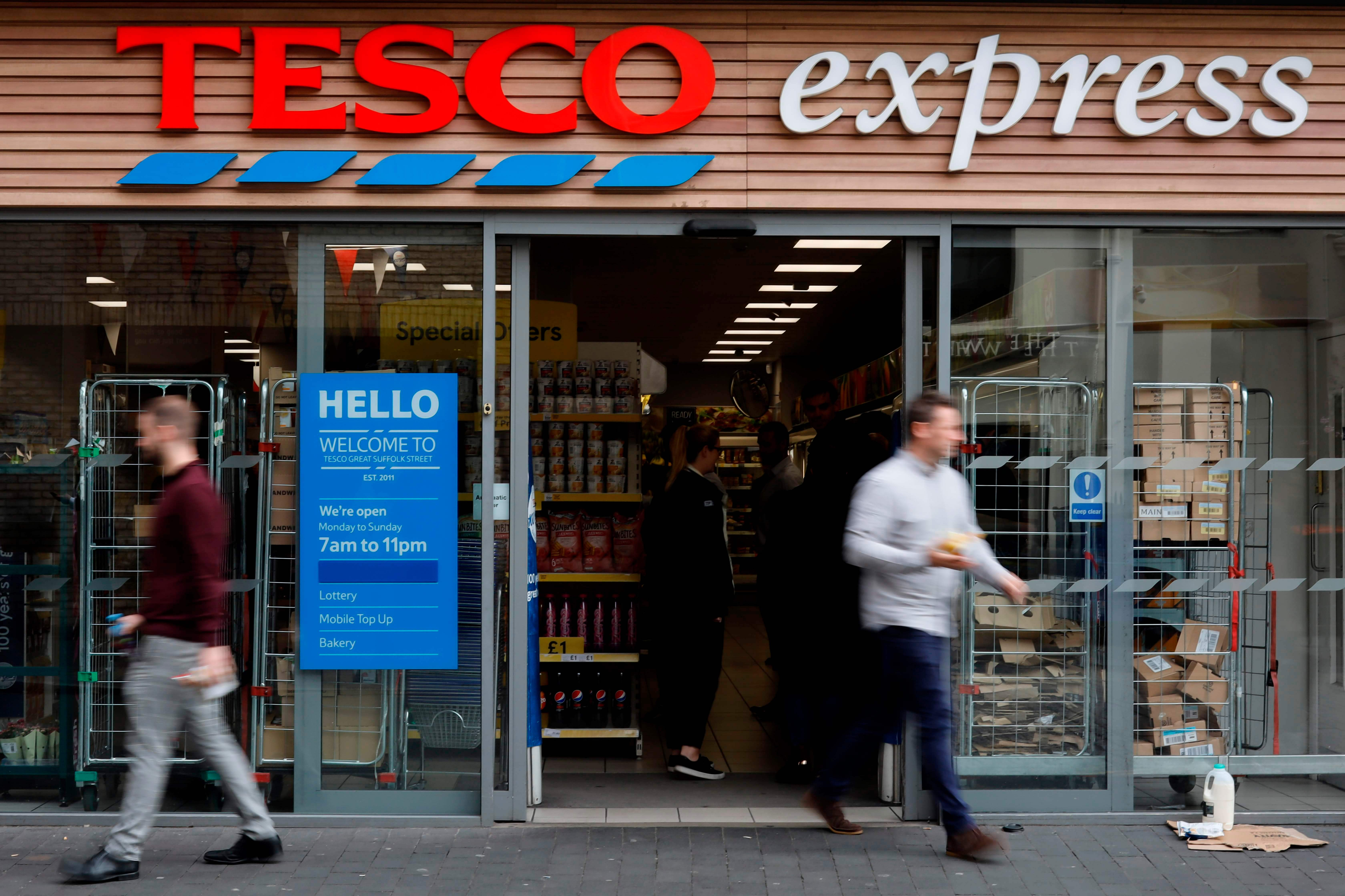 Opt in to become a 'Christmas saver' at Tesco by logging into your Clubcard account