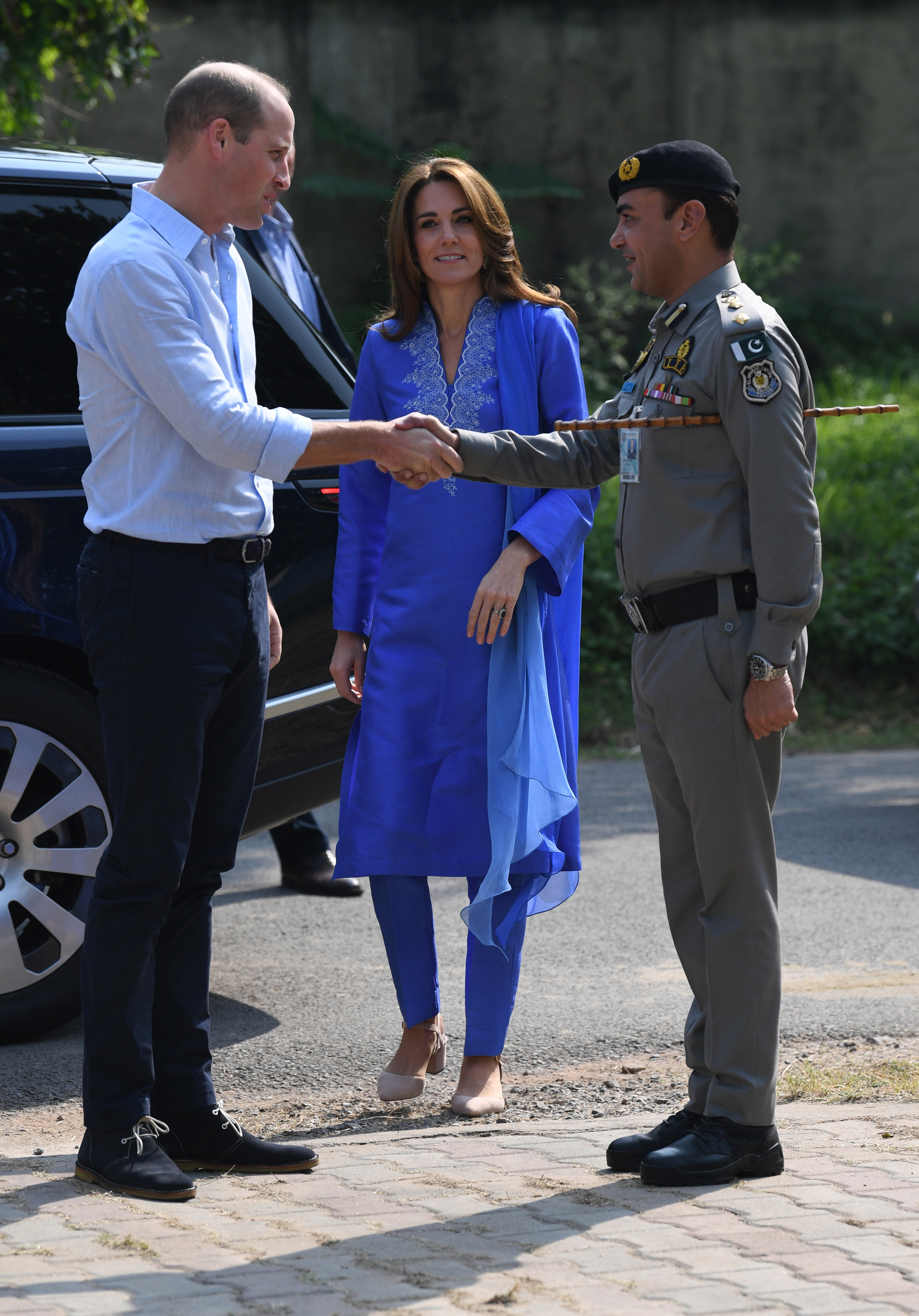 It is the first royal visit to Pakistan in 13 years