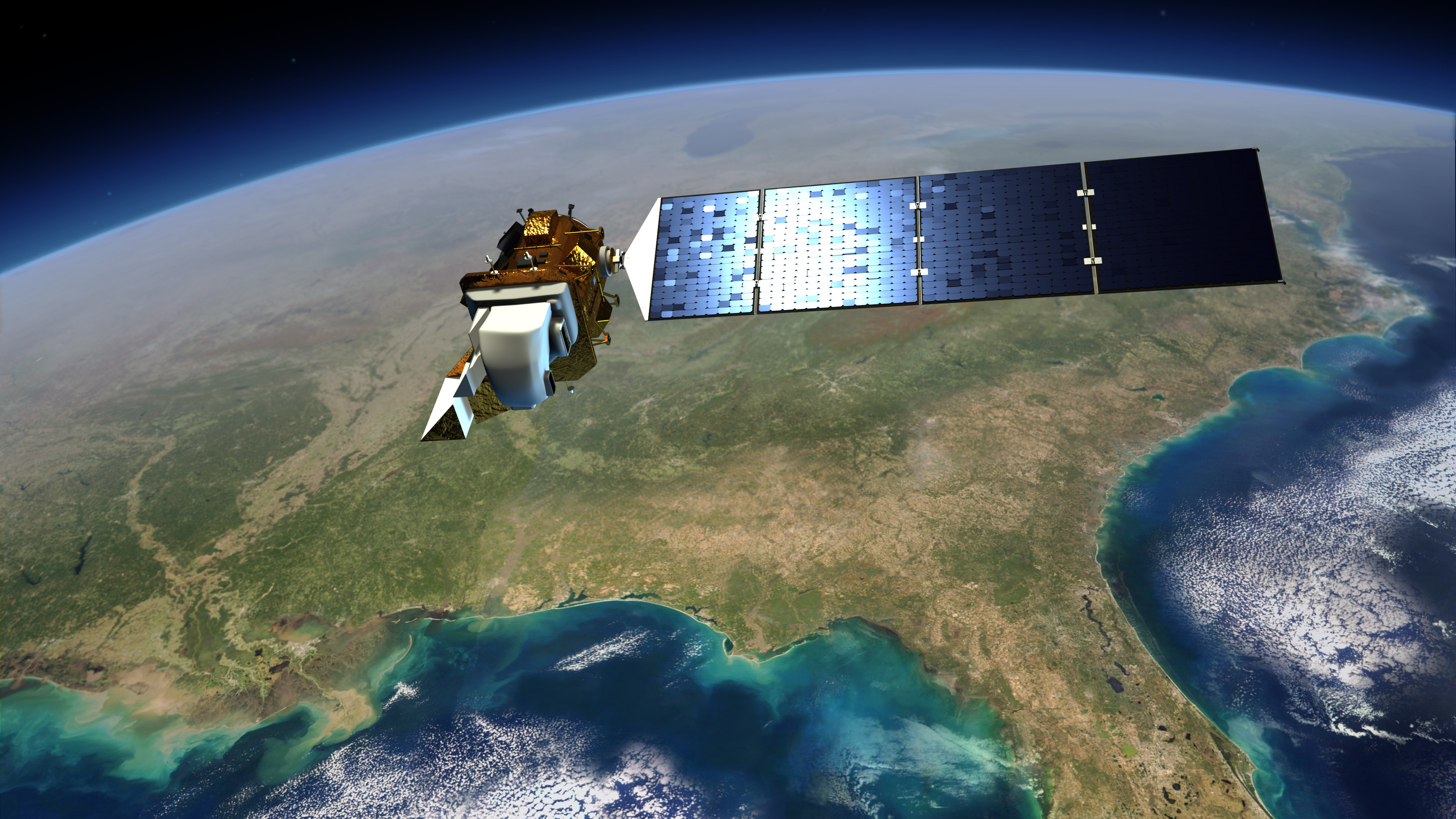 Landsat satellites, built and launched by Nasa space agency and managed by the U.S. Geological Survey, have provided data crucial for modern maps used by consumers, researchers and governments worldwide.