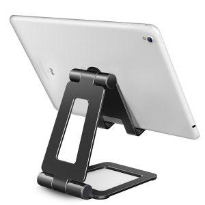 Hi-Tech Wireless Adjustable iPad Stand