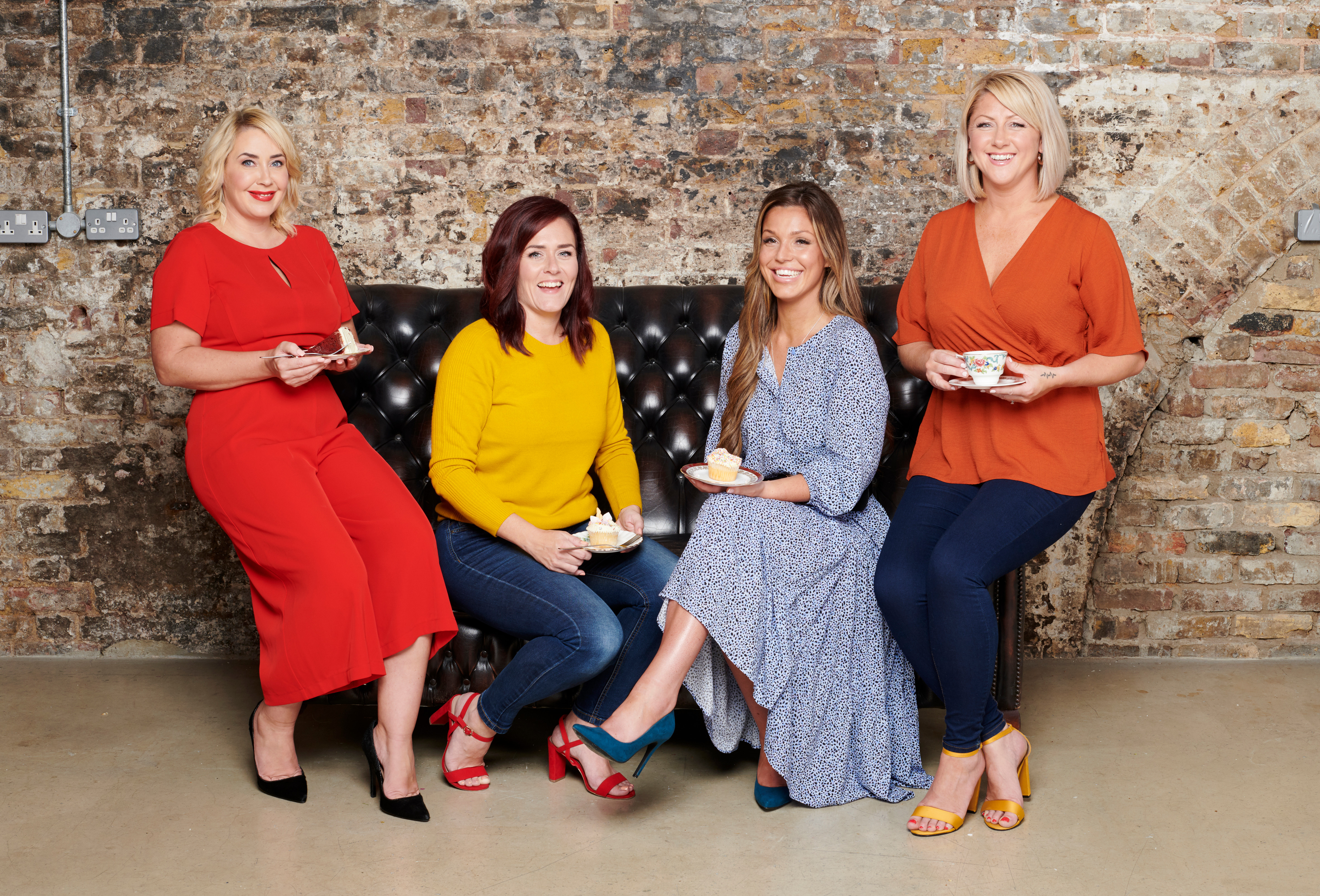 Four single mums tell of the importance of having a support network