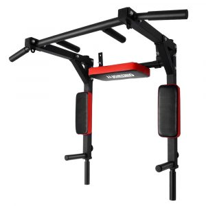 Soges Power Tower Adjustable Height Pull Up