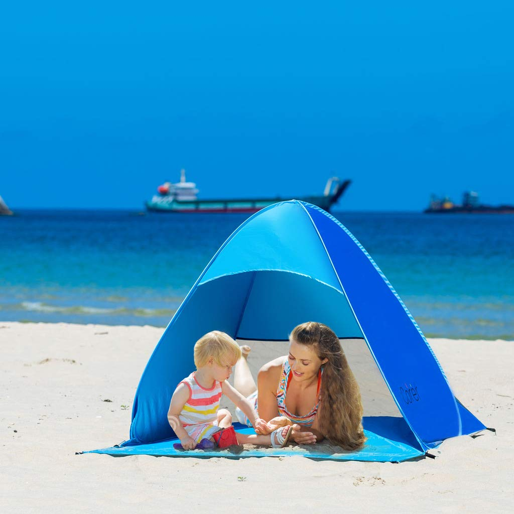 iCorer-Automatic-Pop-Up-Instant-Portable-Outdoors-Quick-Cabana-Beach-Tent-Sun-Shelter