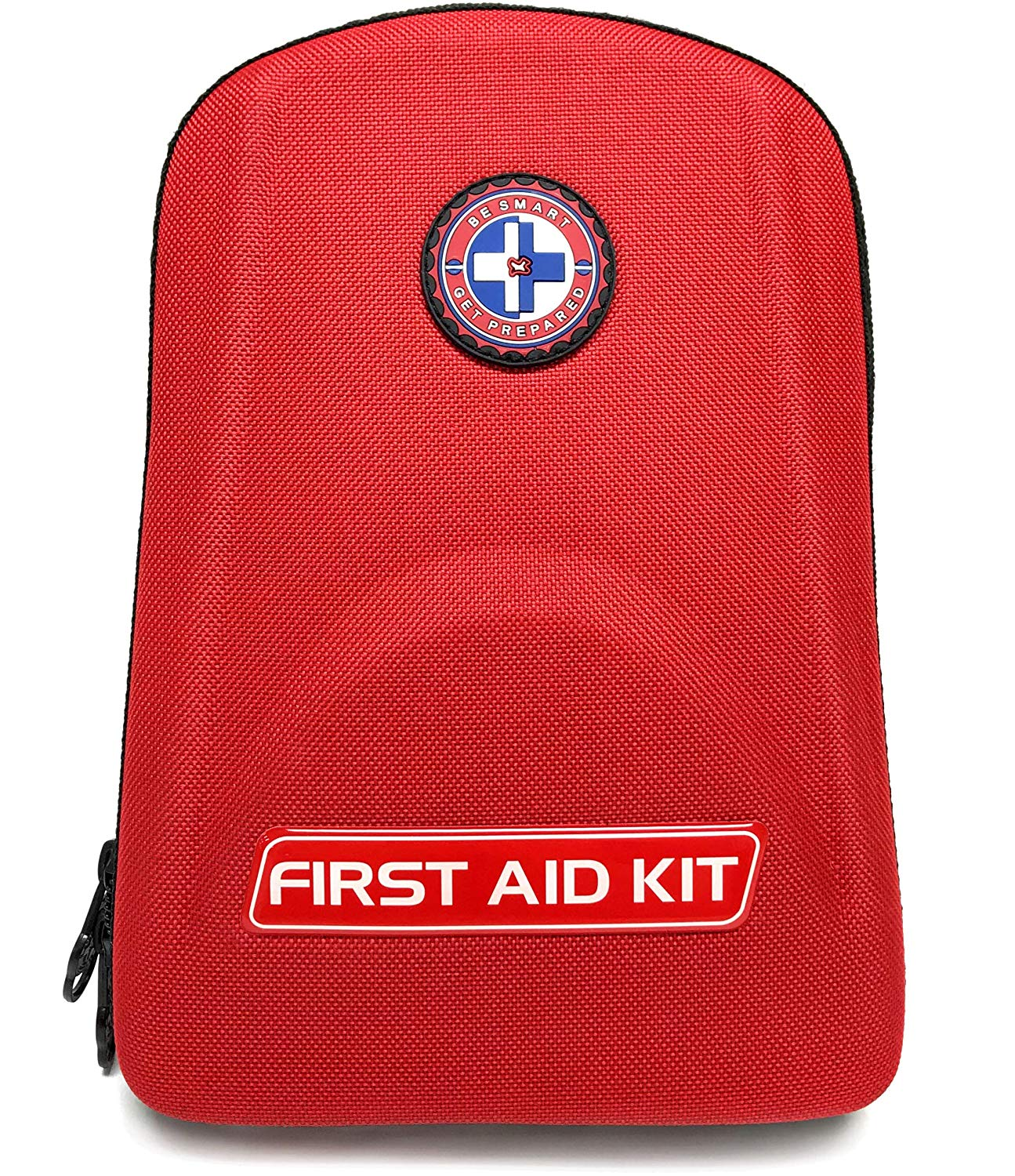 Be-Smart-Get-Prepared-125-Piece-First-Aid-Kit--Office-Home-Car-School-Emergency-Survival-Camping-Hunting-and-Sports