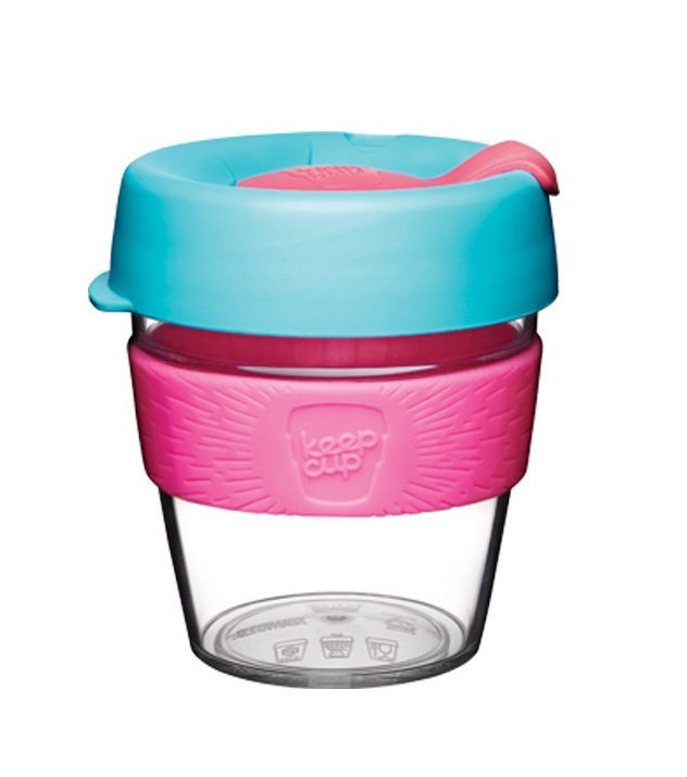 KeepCups aren't just for coffee, you can use it for your cocktails, beers and wines to reduce the use of plastic cups