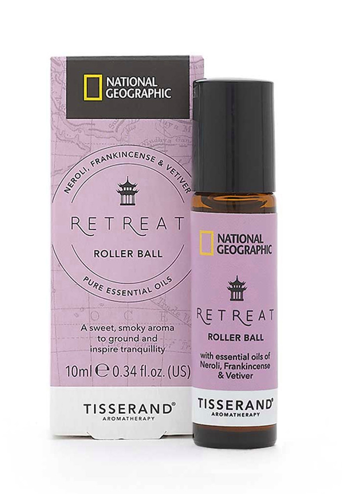 If you want to relax and get that spa feeling at home, try a pulse point rollerball
